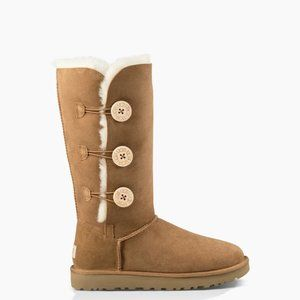 BAILEY BUTTON TRIPLET II CHESTNUT BOOT